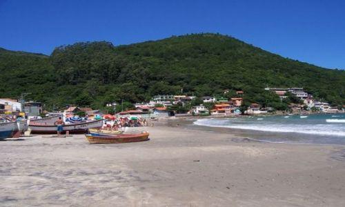 Zdjecie BRAZYLIA / Santa Caterina / Florianopolis / Pantano do Sul