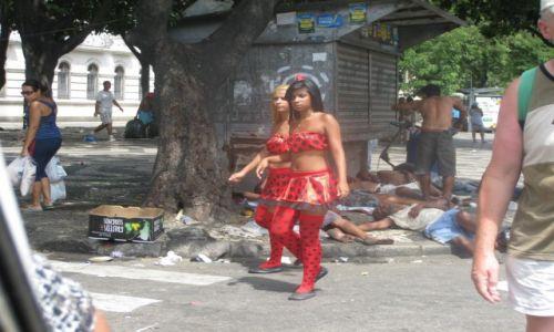 Zdjecie BRAZYLIA / - / Rio / Konkurs kobieta w...