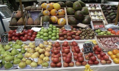 Zdjęcie BRAZYLIA / Iguasu / Iguasu / Kolorowy straganik
