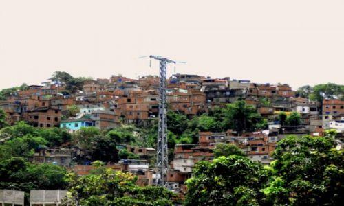 Zdjęcie BRAZYLIA / Rio de Janeiro / Rio de Janeiro / Fawela