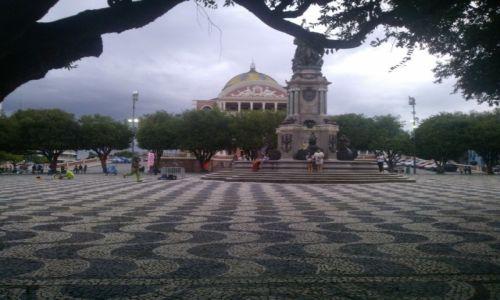Zdjęcie BRAZYLIA / Manaus / Manaus / Brazylia 2-14