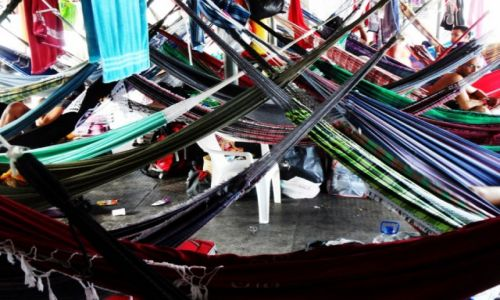 Zdjęcie BRAZYLIA / Amazonia / manaus / barka