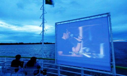 Zdjęcie BRAZYLIA / Amazonka / Amazonka / kino Luna
