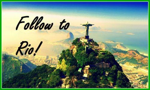 Zdjęcie BRAZYLIA / Rio de Janeiro / Rio de Janeiro / Follow to Rio!