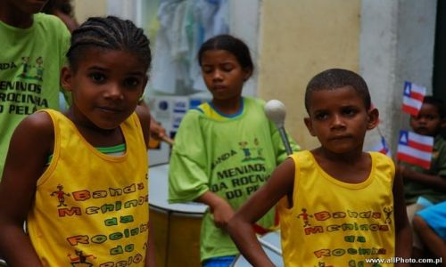 Zdjecie BRAZYLIA / Bahia / Salvador / Bahia Independence Day celebration