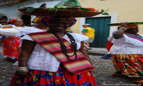 Zdjęcie BRAZYLIA / Bahia / Salvador / Bahia Independence Day celebration