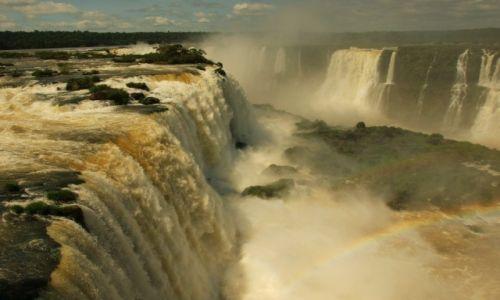 BRAZYLIA / Iguazu Falls / Iguazu Falls / Wodospady Iguazu