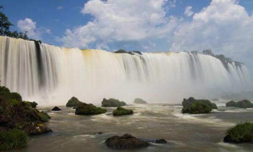 Zdjęcie BRAZYLIA / Wodospady Iguazu / jw / Wodospady 4