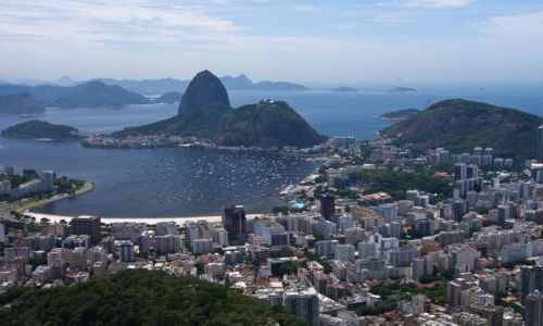 Zdjęcie BRAZYLIA / Rio de Janeiro / jw / Wju