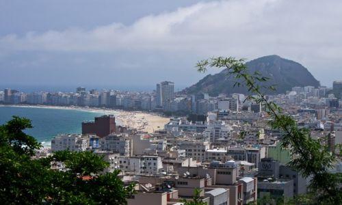 Zdjęcie BRAZYLIA / Rio de Janeiro / jw / Ona Copacabana Beach