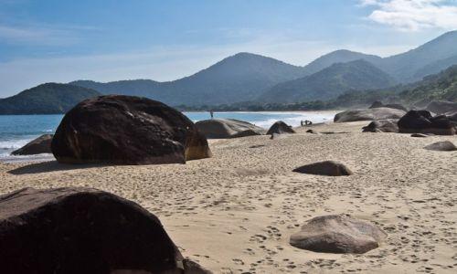 Zdjęcie BRAZYLIA / Costa Verde / NP Serra da Bocaina / Ustronne miejsce