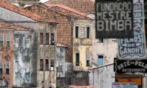 Zdjecie BRAZYLIA / brak / Salvador / miasto