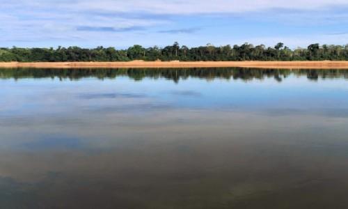 Zdjęcie BRAZYLIA / Dorzecza Amazonki / Rzeka Rio Branco / Rejs Rio Branco