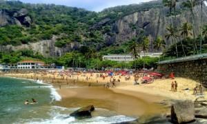 Zdjecie BRAZYLIA / Rio  de Janerio / Rio de Janerio / Plaża