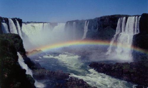Zdjęcie BRAZYLIA / brak / Cataratas de Iguazu / wodospad
