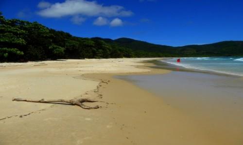 Zdjecie BRAZYLIA / RJ / Ilha Grande / Kijek