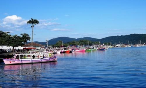 Zdjecie BRAZYLIA / Stan Rio de Janeiro / Paraty / Paraty - port