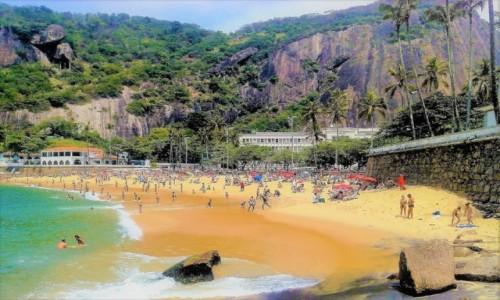 Zdjecie BRAZYLIA / - / Rio de Janerio / Plaża