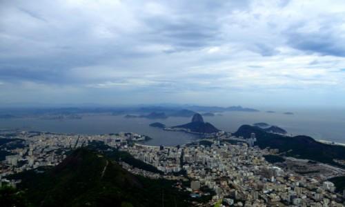 Zdjecie BRAZYLIA / RJ / Rio de Janeiro / Panorama Rio