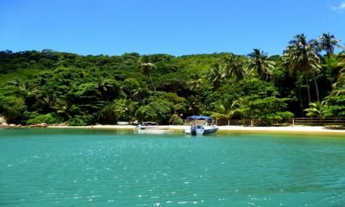 Zdjecie BRAZYLIA / RJ / Ilha Grande / Praia do Pouso