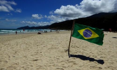 Zdjecie BRAZYLIA / RJ / Ilha Grande / Witamy w Brazylii