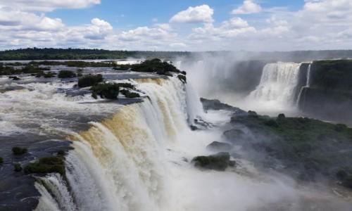 Zdjecie BRAZYLIA / stan Parana / Foz do Iguacu / Czarcia Gardziel