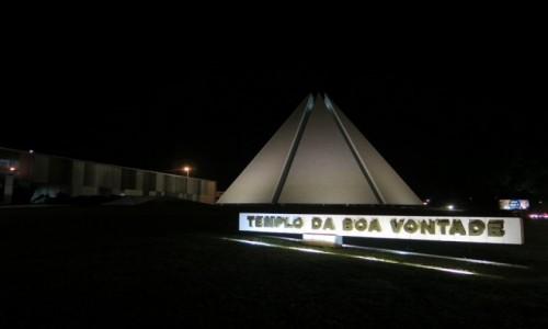 Zdjecie BRAZYLIA / Dystrykt Federalny / Brasília / Świątynia Dobrej Woli