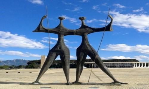 Zdjecie BRAZYLIA / Dystrykt Federalny / Brasília /