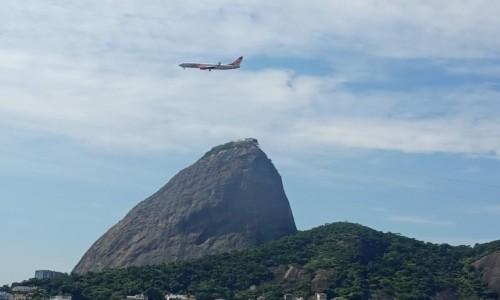 Zdjecie BRAZYLIA / Rio dr Janerio / Głowa Cukru / Przed coronawirusem