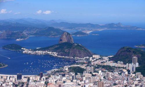 Zdjecie BRAZYLIA / brak / Rio de Janeiro / Pao de Acucar