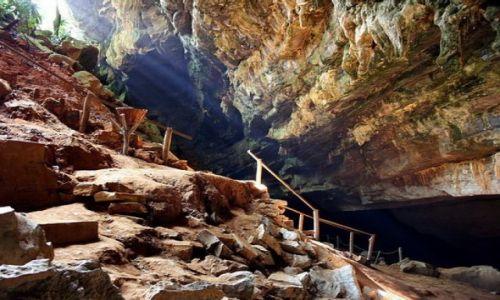 Zdjecie BRAZYLIA / brak / Chapada Diamentina / jaskinia