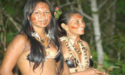Zdjecie BRAZYLIA / amazonia / okolice Manaus / Triumph by coco nut