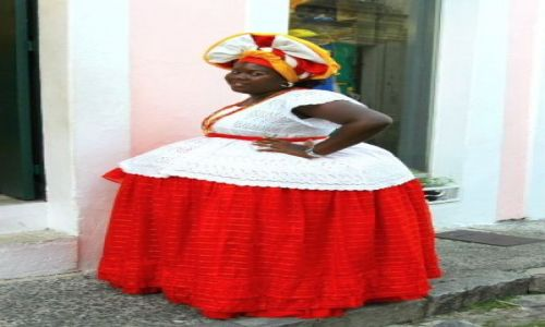 Zdjecie BRAZYLIA / - / Salvador de Bahia / Kochane kraglosci ;)