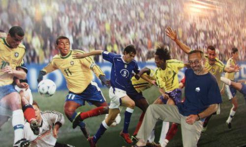 BRAZYLIA / - / Rio / Na boisku