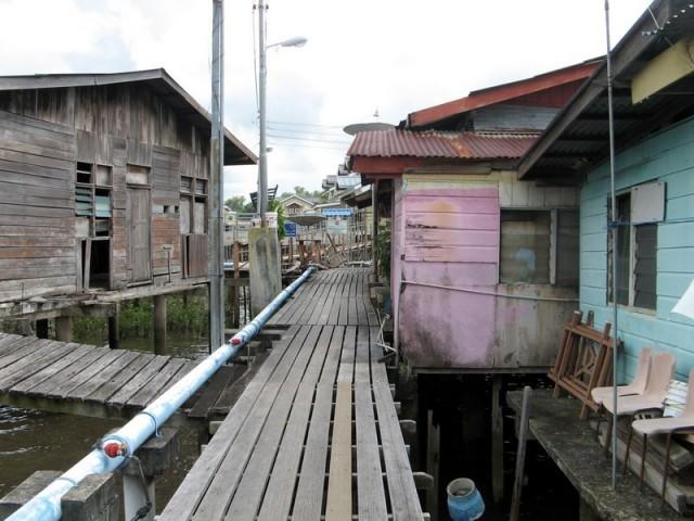Zdjęcia: Bandar Seri Begawan, Borneo, Kampong Ayer - Wodne Miasto, BRUNEI