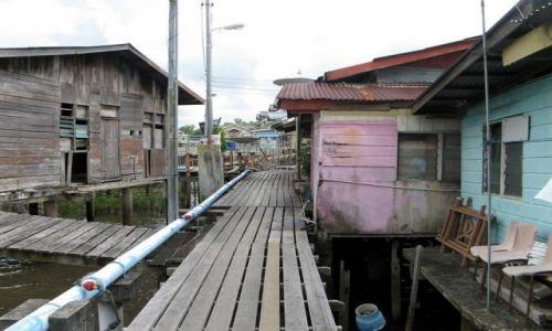 Zdjęcie BRUNEI / Borneo / Bandar Seri Begawan / Kampong Ayer - Wodne Miasto