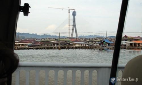 Zdjecie BRUNEI / Bandar Seri Begawan / Bandar Seri Begawan / wioska na wodzie – Kampong Ayer