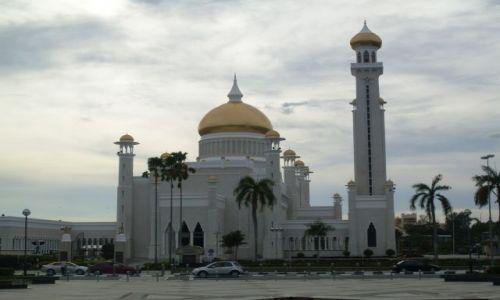 Zdjęcie BRUNEI / Brunei / Borneo-Bandar Seri Begawan / ...