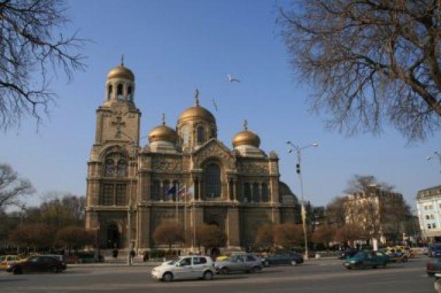 Zdj�cia: Warna, Katedra Matki Boskiej w Warnie, BU�GARIA