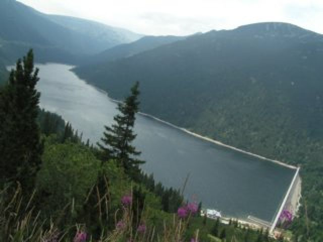 Zdjęcia: w górnym biegu potoku Bely Iskyr, Góry Riła, Jezioro zaporowe, BUłGARIA