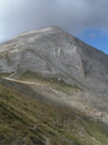 Zdjęcia: szlak niebieski do schroniska Wichren, Góry Pirin, Wichren 2914m n.p.m., BUłGARIA