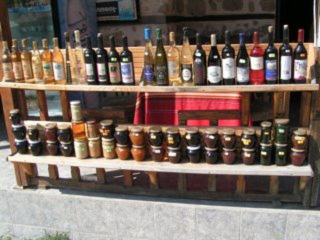 Zdj�cia: Melnik, G�ry Pirin, Melnickie wina, BU�GARIA