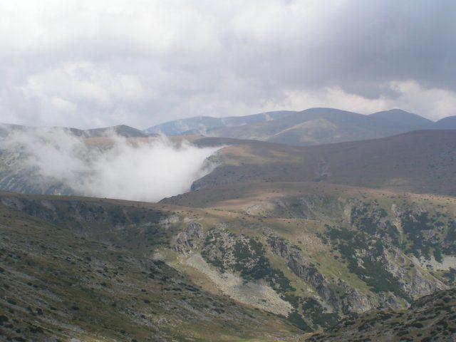 Zdjęcia: pod Musałą, Góry Riła, Dymiąca góra, BUłGARIA