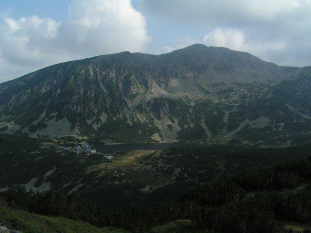Zdjęcia: Dżanka, Góry Riła, Grynczarski Cyrk, BUłGARIA