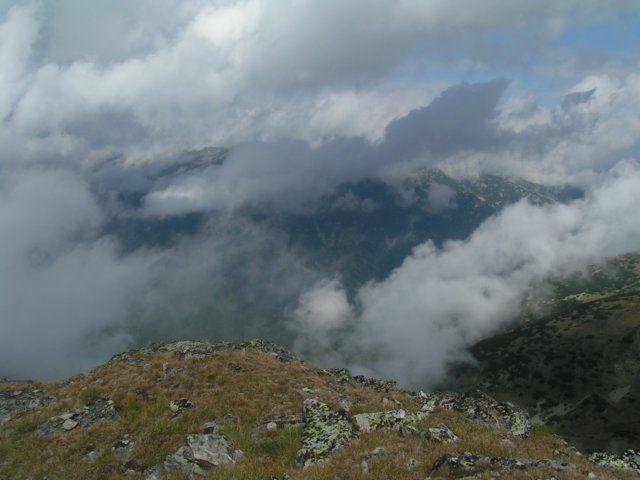 Zdjęcia: Owczarec, Góry Riła, Magia chmur 3, BUłGARIA