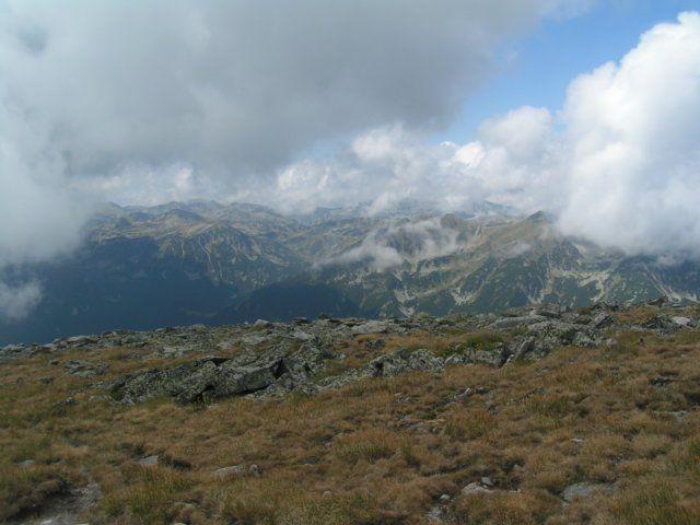 Zdjęcia: Owczarec, Góry Riła, Magia chmur 4, BUłGARIA