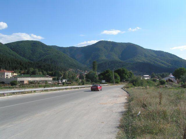Zdjęcia: Jakoruda, Góry Riła, Leśne otoczenie, BUłGARIA