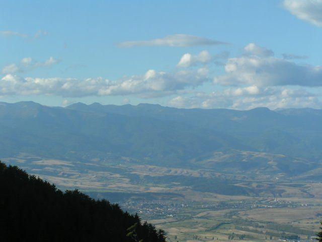 Zdjęcia: Wichren, Góry Pirin, Widok na Riłę, BUłGARIA
