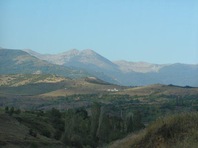Zdjęcia: Sandanski, Góry Pirin, Pirin od zachodu, BUłGARIA