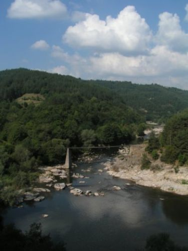 Zdjęcia: Ardino, Rodopy, Rzeka..., BUłGARIA